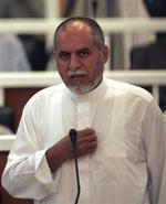Luật sư trong phiên tòa xử Saddam Hussein bị bắt cóc - 1
