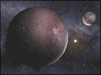 Thái Dương hệ vừa mất đi một hành tinh  - 1
