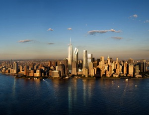 Công bố toàn kế hoạch tái thiết Trung tâm thương mại thế giới - 1