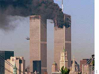 Tái hiện ngày 11/9 kinh hoàng ở nước Mỹ - 2