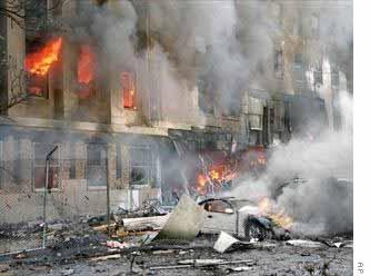 Tái hiện ngày 11/9 kinh hoàng ở nước Mỹ - 8
