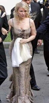 Con gái cựu thủ tướng Ukraine xe duyên với rocker Anh - 1