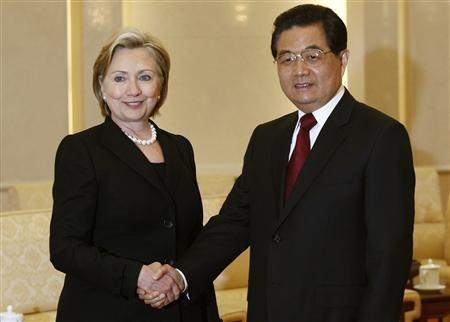 """""""Mỹ-Trung tăng cường quan hệ bằng những lĩnh vực hợp tác""""  - 1"""