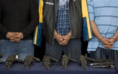 """Thị trấn """"chết"""" của những băng nhóm ma túy Mexico - 1"""