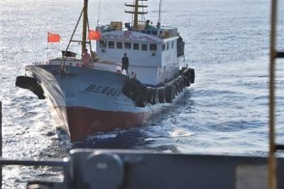 Trung Quốc: Tàu hải quân Mỹ vi phạm luật - 1