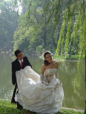 Bách Thảo rộn ràng trong mùa cưới - 2