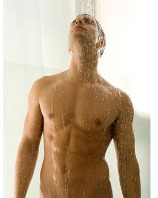 """""""Đọc vị"""" chàng qua cách tắm - 2"""