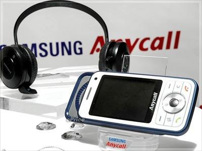 SamSung i458 - Thêm 1 điện thoại nghe nhạc - 1