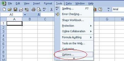 Bảo vệ file Excel bằng mật mã - 1