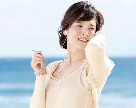 Nét đáng yêu của Song Hye Kyo  - 1