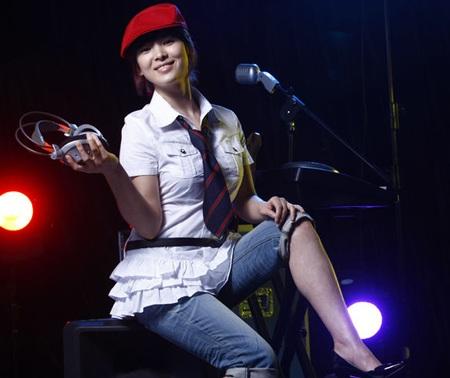 Nét đáng yêu của Song Hye Kyo  - 10