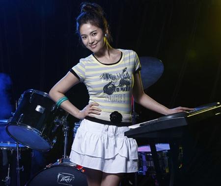 Nét đáng yêu của Song Hye Kyo  - 15