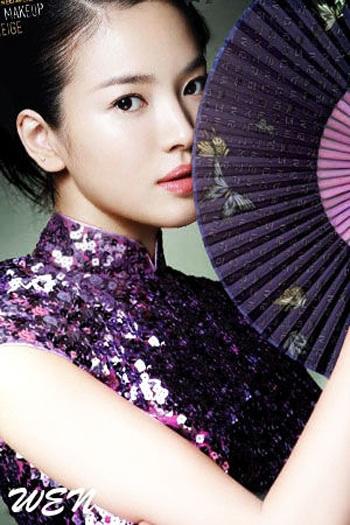 Nét đáng yêu của Song Hye Kyo  - 2