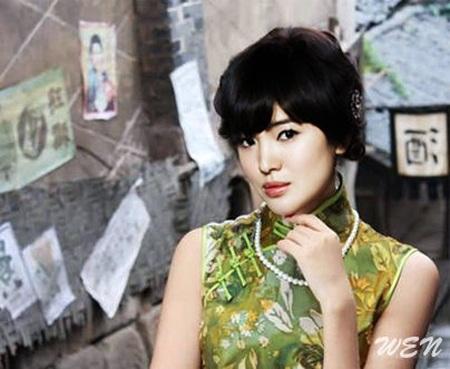 Nét đáng yêu của Song Hye Kyo  - 3