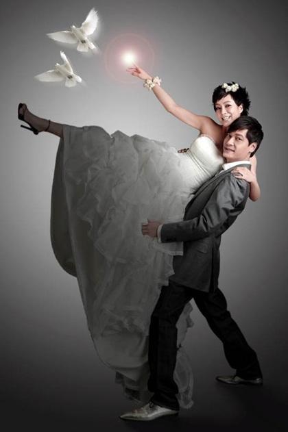 La Gia Lương đưa vợ sắp cưới về Hồng Kông - 2