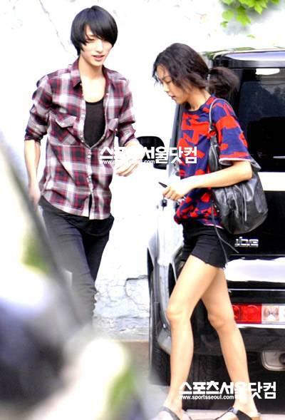 """Kim Min Hee ca ngợi """"bồ"""" trẻ - 3"""