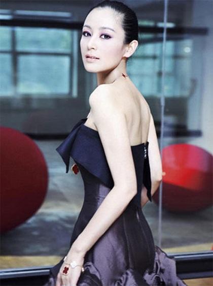 Top 10 mỹ nhân xinh đẹp nhất màn ảnh Hoa ngữ - 1
