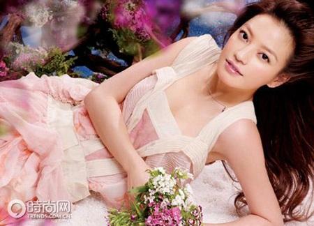Top 10 mỹ nhân xinh đẹp nhất màn ảnh Hoa ngữ - 10