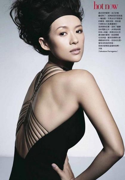 Top 10 mỹ nhân xinh đẹp nhất màn ảnh Hoa ngữ - 5