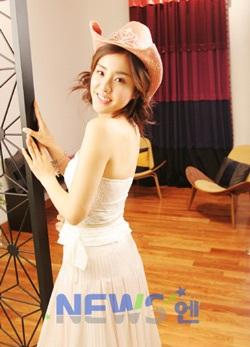 """Park Eun Hye - Cô diễn viên chỉ """"được"""" đóng vai phụ! - 1"""