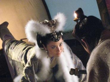 """Lâm Tâm Như """"biến hoá"""" trong vai Đát Kỷ - 2"""