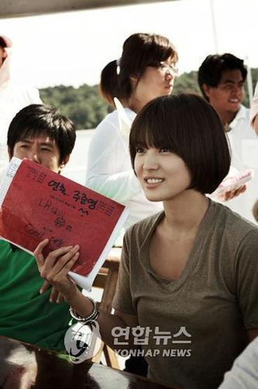 Song Hye Kyo được khen ngợi hết lời - 6