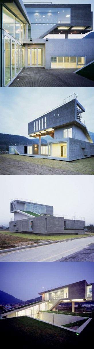 Won Bin trổ tài thiết kế nhà - 1