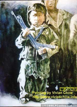 Châu Huệ Mẫn: Người đẹp mê vẽ tranh - 13