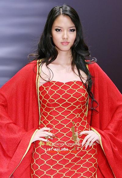 Hoa hậu Trương Tử Lâm trở lại sàn diễn - 3
