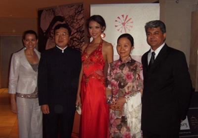 Chiêm ngưỡng bộ ảnh quảng cáo của Hoa hậu Thế giới 2007 - 12