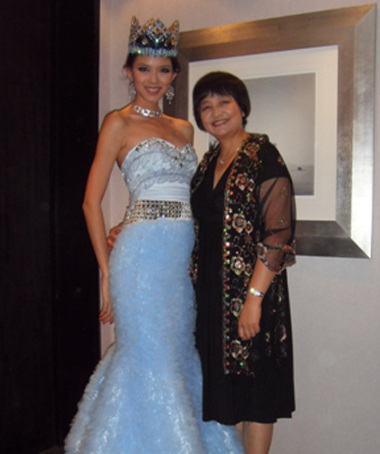 Chiêm ngưỡng bộ ảnh quảng cáo của Hoa hậu Thế giới 2007 - 15