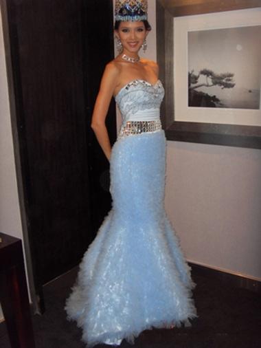 Chiêm ngưỡng bộ ảnh quảng cáo của Hoa hậu Thế giới 2007 - 14
