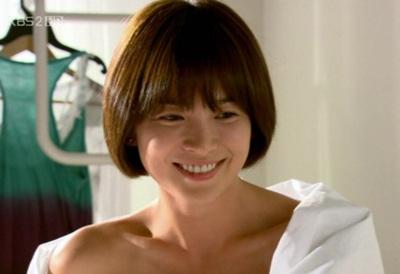 """Song Hye Kyo quay cảnh """"nóng"""" với Hyun Bin - 10"""