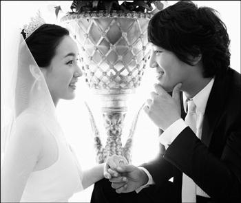 """Ảnh """"độc"""" của vợ chồng Cha Tae Hyun - 2"""
