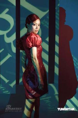 """Diva nhạc Pop Hồng Kông """"khoe"""" hình ảnh mới - 4"""