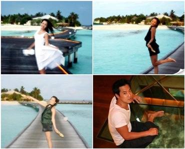 Lướt blog của Kim Hee Sun - 2