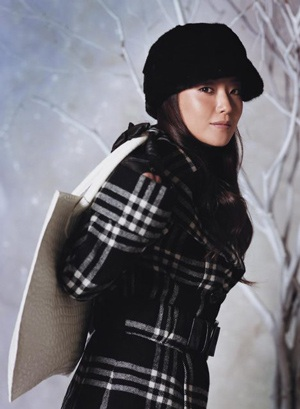 Lướt blog của Kim Hee Sun - 9