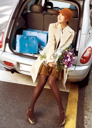 """""""Nàng Kim Sam Soon"""" duyên dáng trong trang phục của Voll - 5"""