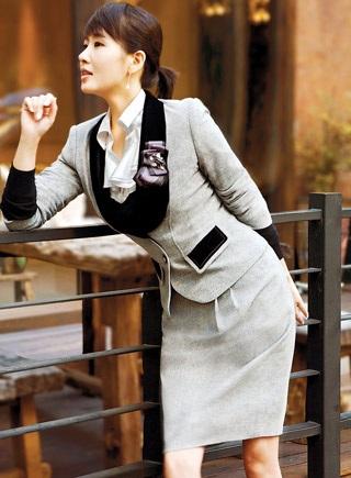 """""""Nàng Kim Sam Soon"""" duyên dáng trong trang phục của Voll - 6"""