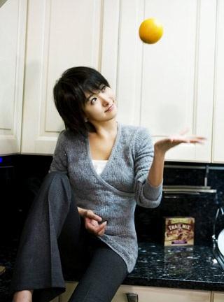 """""""Nàng Kim Sam Soon"""" duyên dáng trong trang phục của Voll - 10"""
