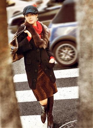 """""""Nàng Kim Sam Soon"""" duyên dáng trong trang phục của Voll - 3"""
