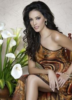 """10 """"bóng hồng"""" được kỳ vọng nhất Miss World 2007 - 10"""