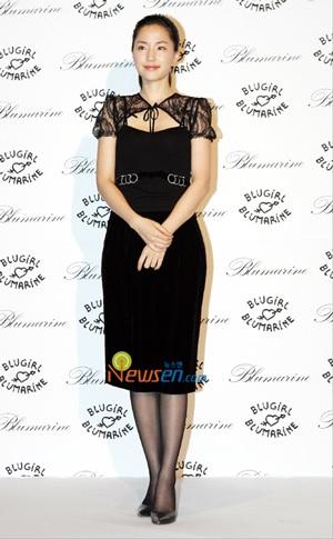Người đẹp xứ Hàn khoe sắc trong ngày hội Blumarine - 10