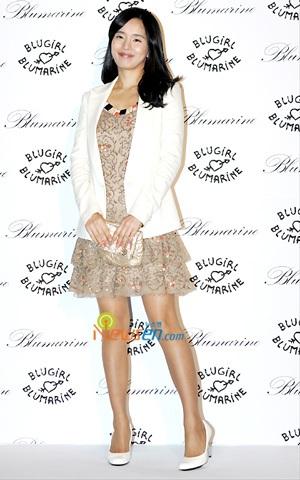 Người đẹp xứ Hàn khoe sắc trong ngày hội Blumarine - 12