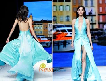 Người đẹp xứ Hàn khoe sắc trong ngày hội Blumarine - 15
