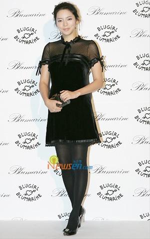 Người đẹp xứ Hàn khoe sắc trong ngày hội Blumarine - 2