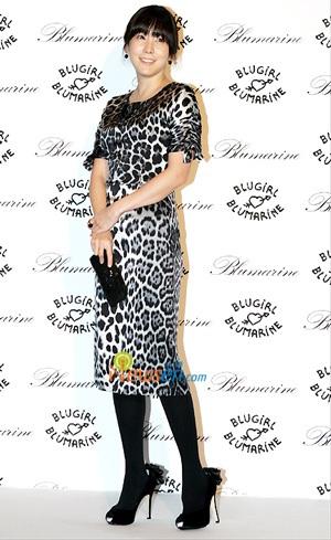 Người đẹp xứ Hàn khoe sắc trong ngày hội Blumarine - 3
