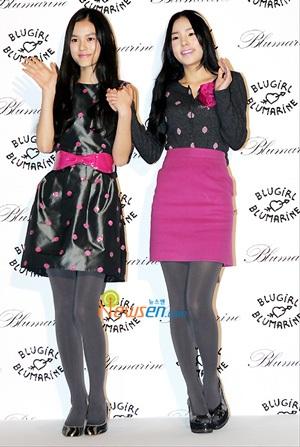Người đẹp xứ Hàn khoe sắc trong ngày hội Blumarine - 5