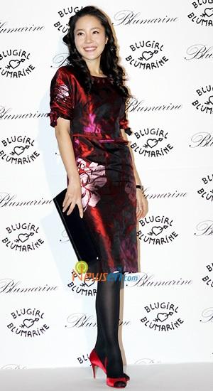 Người đẹp xứ Hàn khoe sắc trong ngày hội Blumarine - 7
