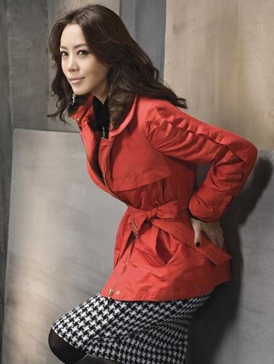 Quyến rũ ngày đông như Kim Jung Eun - 10